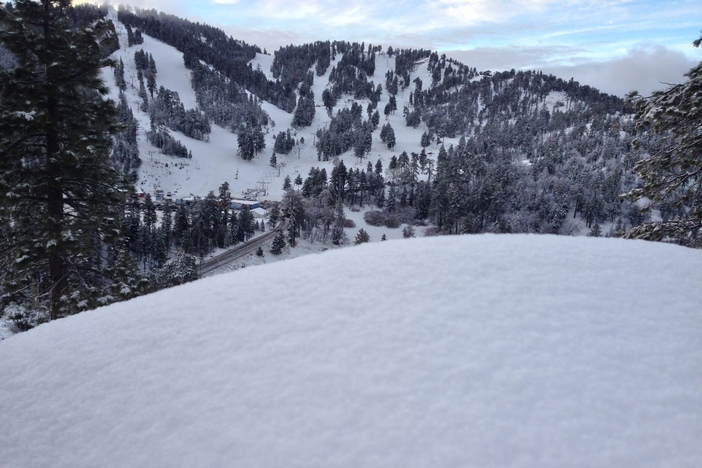 All runs open at West.