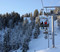 Gorgeous view from the lift.