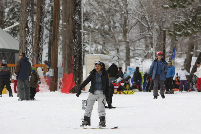 First turns on Easy Street!