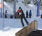 USASA Rider throwing down a backside board pretzel out in the Competition yesterday.