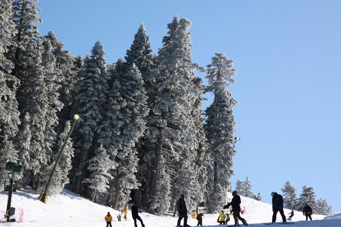 Come Ride beautiful SoCal weather at Southern Californai's Closest Winter Resort.
