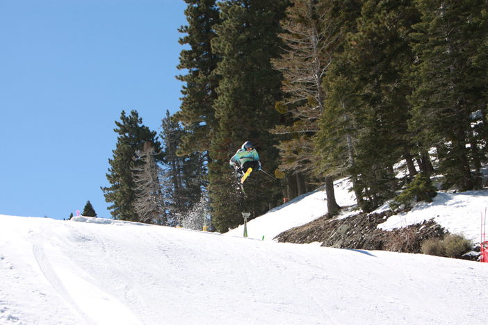 The lower chisolm jump is dialed right now!