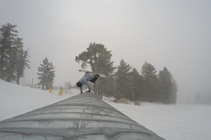 Miller Flip Over the Corrugated Spine!
