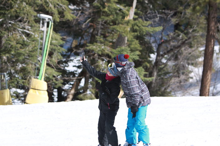 Remember hashtag your pics from Mountain HIgh #MtHigh