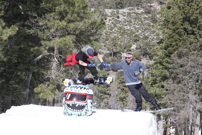 Mountain High Five!
