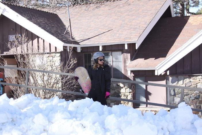Sooooo... much snow!