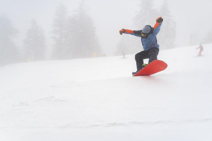 2019 03 21 spring snow slide_1