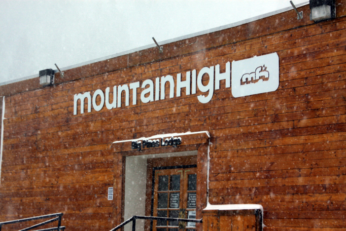 Winter returns to Mountain High.