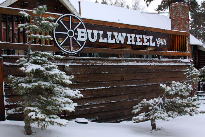 Bullwheel Grill opening soon with the best food on the mountain.