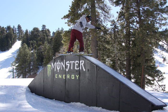 Unleash the beast on the Monster Energy features on Cruiser.