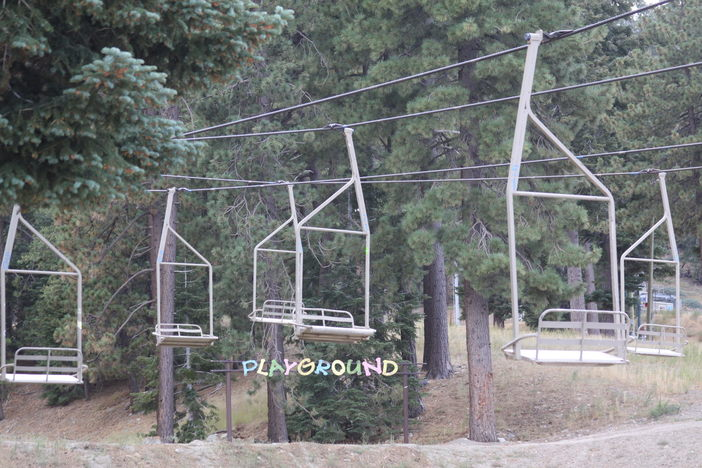 Our Playground in your backyard. LA's closest winter resort.