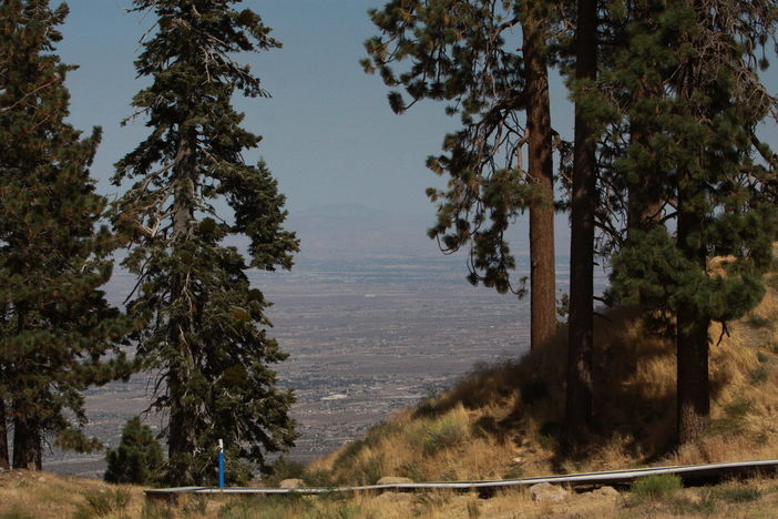 Love the view of the High Desert from North.