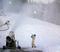Yeti Summoning the snow
