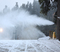 Laying down fresh snow on Cruiser.