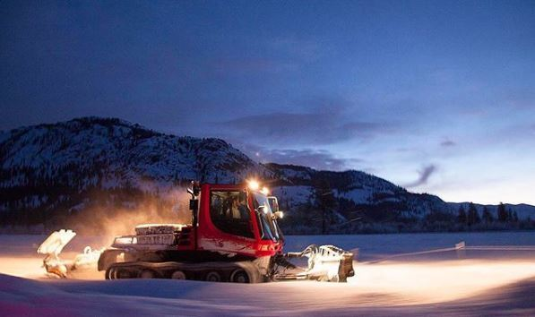 Mountain High - Pisten Bully Snowcat